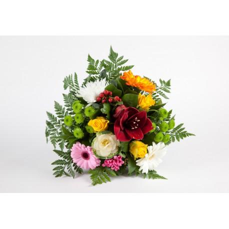 Bouquet Camélia