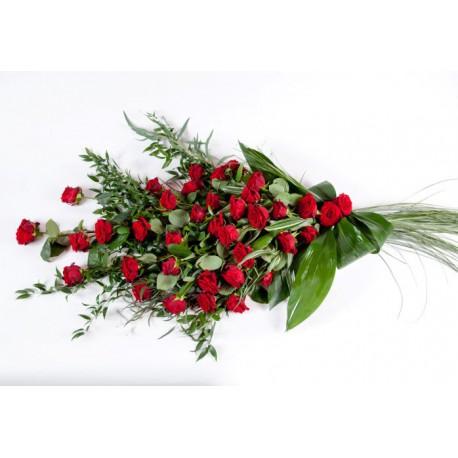 Bouquet crémation